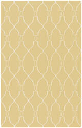Rugstudio Sample Sale 28024R Yellow Area Rug