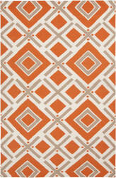 Surya Fallon FAL-1086 Orange-Red Area Rug