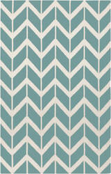 Surya Fallon FAL-1094 Malachite Blue Area Rug