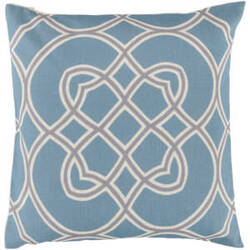 Surya Pillows FF-005 Teal