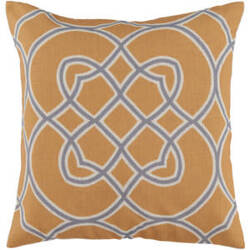 Surya Pillows FF-006 Gold