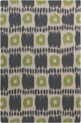 Surya Front Porch FRP-1007 Gray / Green Area Rug