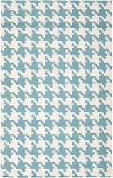 Surya Frontier Ft-105 Dark Robin's Egg Blue Area Rug