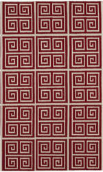 Surya Frontier FT-418 Venetian Red Area Rug