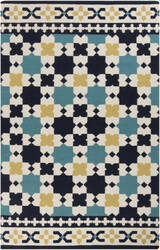 Surya Frontier FT-469 Federal Blue Area Rug