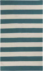 Surya Frontier FT-486 Teal Green Area Rug