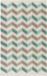 Surya Frontier Ft-608 Teal Area Rug