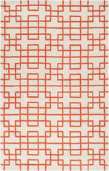 Surya Goa G-5073 Poppy Red Area Rug
