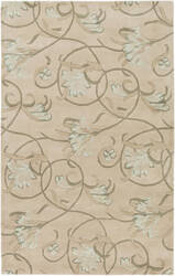 Surya Goa G-5152 Light Gray Area Rug