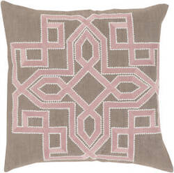 Surya Gatsby Pillow Gld-003