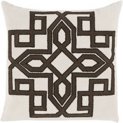 Surya Gatsby Pillow Gld-004