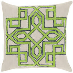 Surya Gatsby Pillow Gld-006