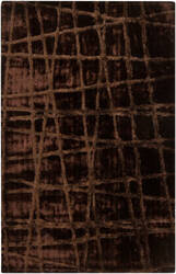 Surya Graph GRP-2002 Burnt Umber Area Rug