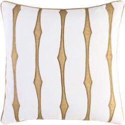 Surya Graphic Stripe Pillow Gs-002