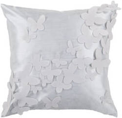 Surya Pillows HCO-604 Light Gray