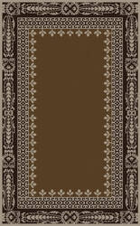 Surya Henna HEN-1007 Chocolate Area Rug