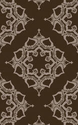 Surya Henna HEN-1018 Chocolate Area Rug