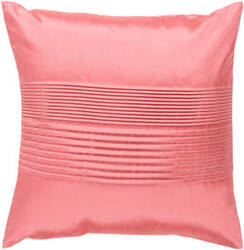 Surya Solid Pleated Pillow Hh-023