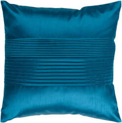 Surya Pillows HH-024 Teal Blue