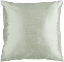 Surya Solid Luxe Pillow Hh-031