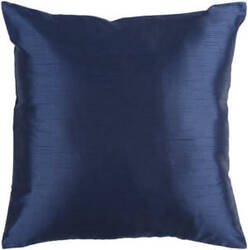 Surya Solid Luxe Pillow Hh-032