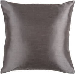 Surya Solid Luxe Pillow Hh-034