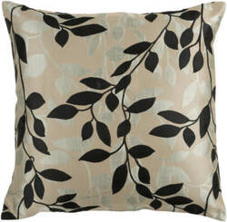 Surya Pillows HH-061 Gray