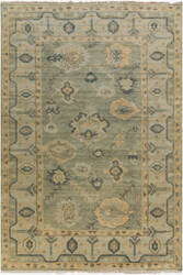 Custom Surya Hillcrest HIL-9017 Sea Foam Area Rug