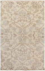 Surya Hillcrest Hil-9040 Gray/Taupe Area Rug