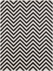 Surya Horizon Hrz-1031 Black Area Rug