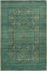 Custom Surya Haven HVN-1217 Green Area Rug