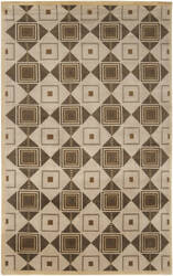 Surya Mugal IN-8008 Sand Beige Area Rug
