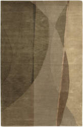Surya Mugal IN-8049 Beige Tan Area Rug