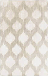 Surya Mugal IN-8602 Taupe Area Rug