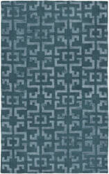 Surya Mugal In-8613 Teal Area Rug
