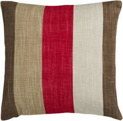 Surya Simple Stripe Pillow Js-012