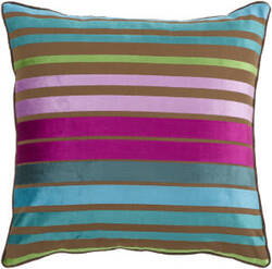 Surya Velvet Stripe Pillow Js-019