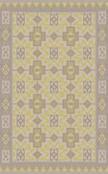 Surya Jewel Tone Ii JTII-2061 Gold Area Rug