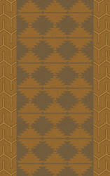 Surya Jewel Tone Ii JTII-2066 Gold Area Rug