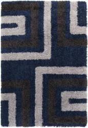 Surya Los Angeles LAX-5011 Gray / Blue Area Rug