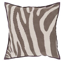Surya Zebra Pillow Ld-041