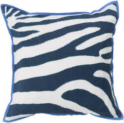 Surya Zebra Pillow Ld-043