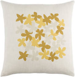 Surya Little Flower Pillow Le-002