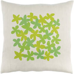 Surya Little Flower Pillow Le-003