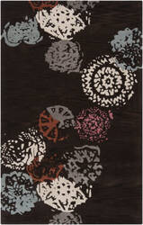 Surya Lies Lie-6006 Hot Cocoa Area Rug