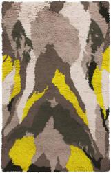 Surya Liona LIO-9003 Gold / gray Area Rug