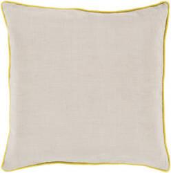 Surya Linen Piped Pillow Lp-003