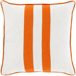Surya Linen Stripe Pillow Ls-004
