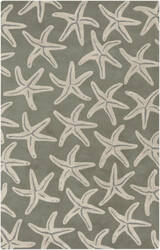 Surya Lighthouse LTH-7005 Slate Gray Area Rug