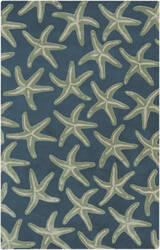 Custom Surya Lighthouse LTH-7006 Night Sky Area Rug